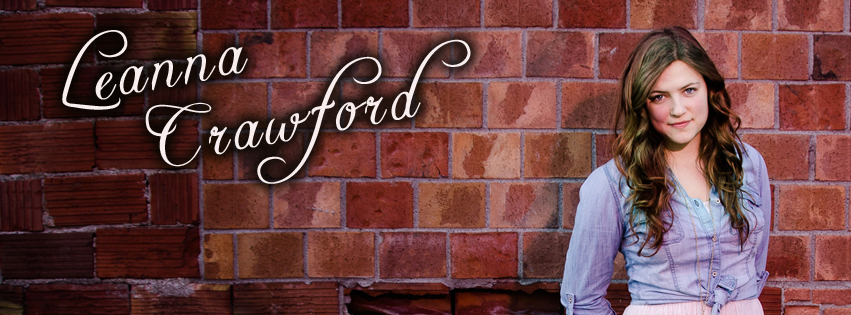 Leanna Crawford Website Banner