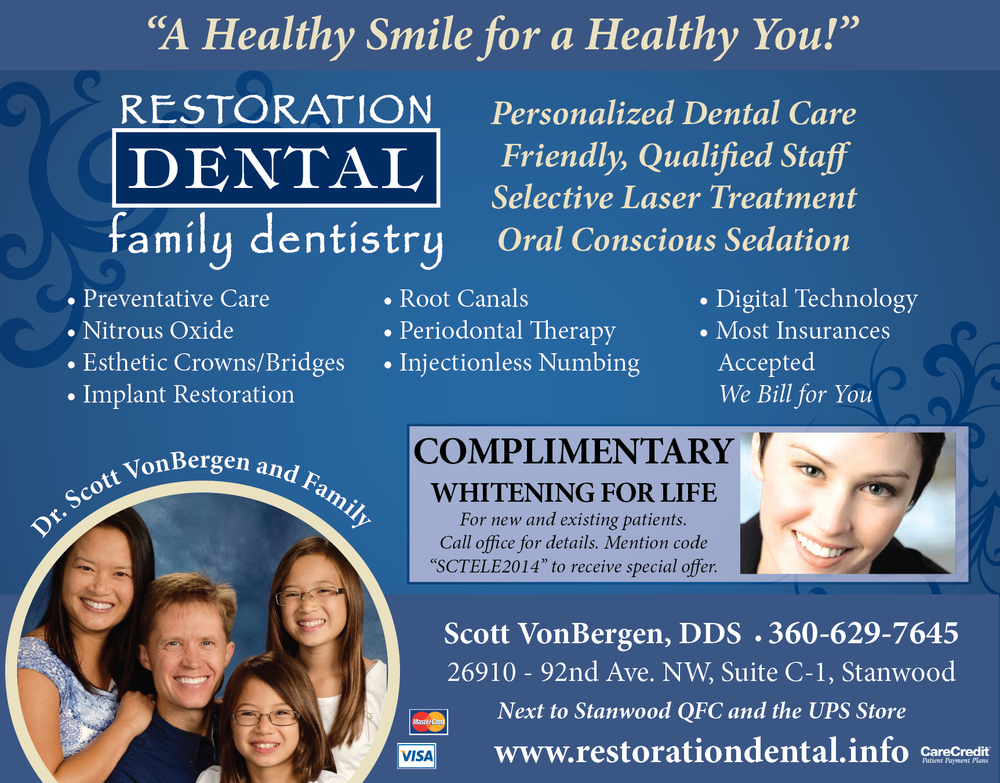 Dental Phonebook ad