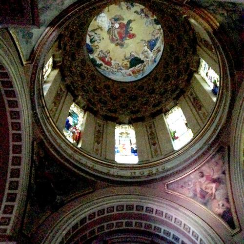 Museo Ex Teresa (Ceiling)