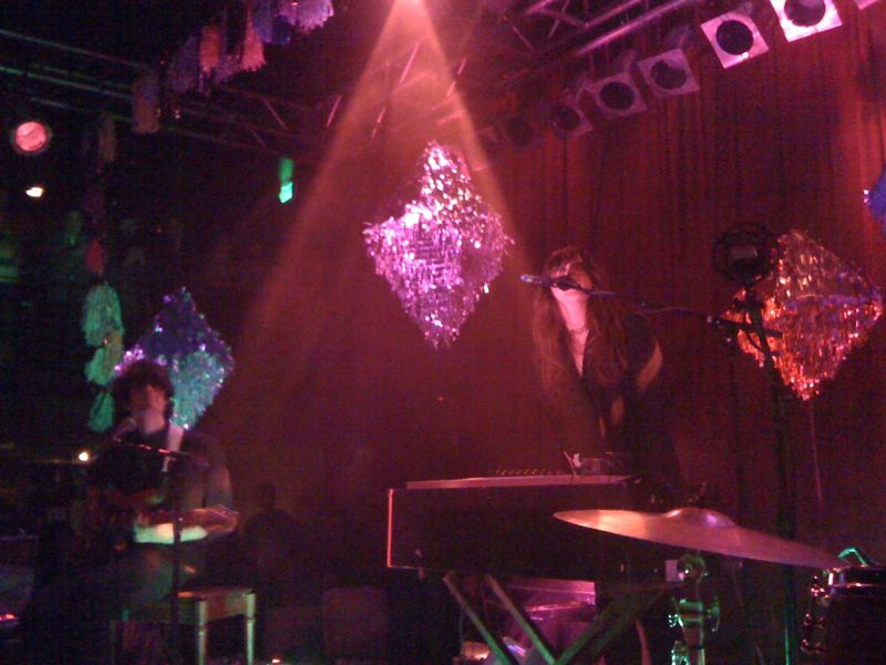 Performance #361: Beach House at Neumos
