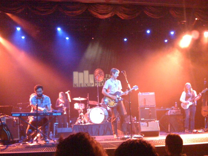 Performance #362: Shearwater at The Triple Door