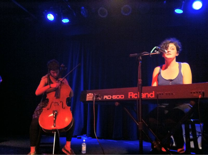 Performance #401: Shenandoah Davis at The Crocodile