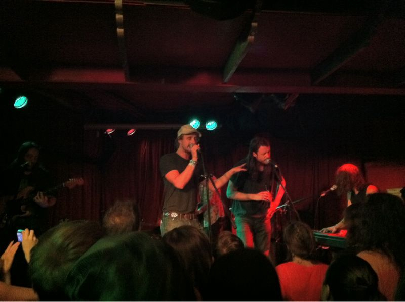 Performance #413: Phosphorescent (with J. Tillman) at Chop Suey