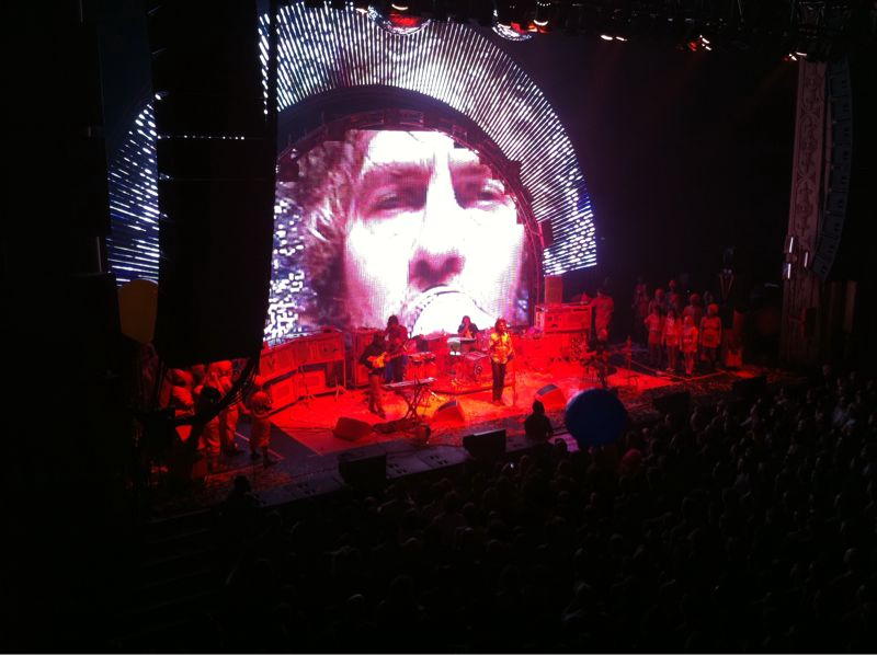 Performance #405: The Flaming Lips at The Paramount