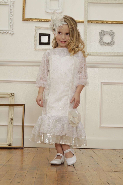 DAHLIA'S DRESS