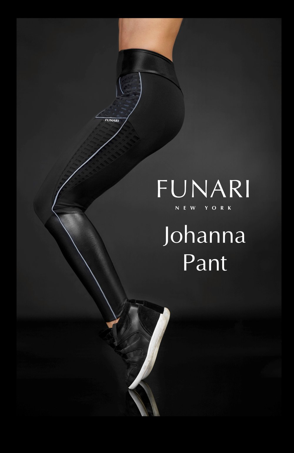 Johanna Pant - Reflective