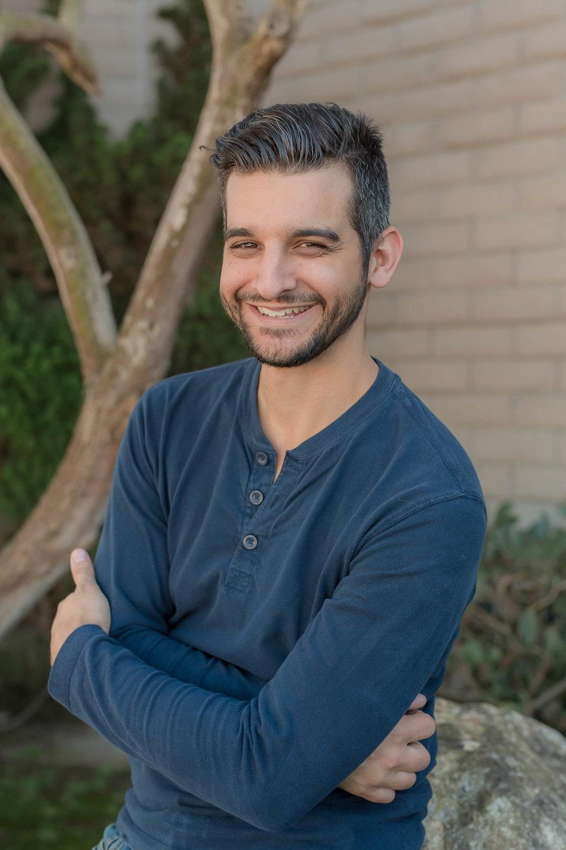 Stephen Sciacchitano: Executive Pastor, Worship and Anchor Director