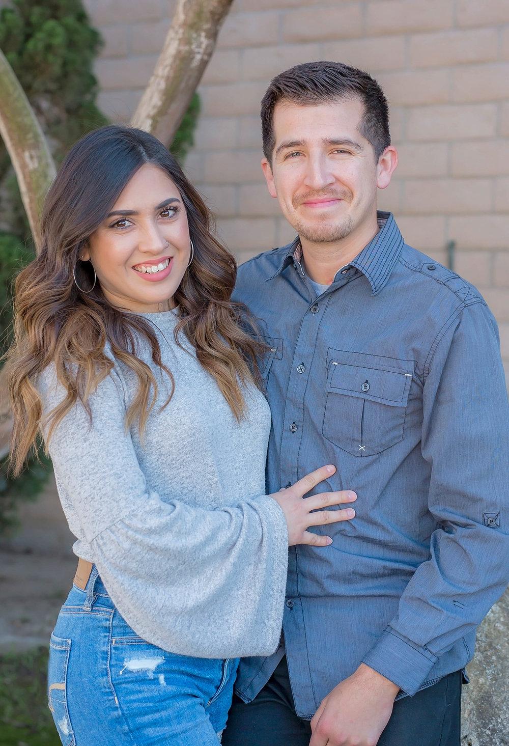 Bec Hernandez: Youth Pastor