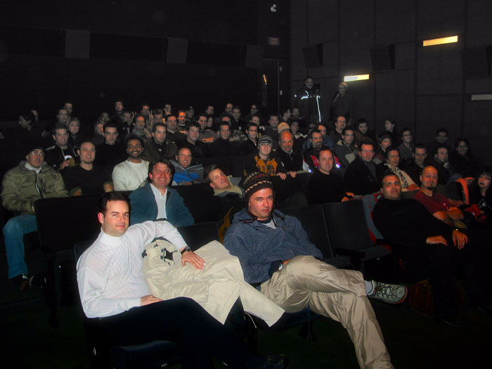 CinéGroupe Crew Screening