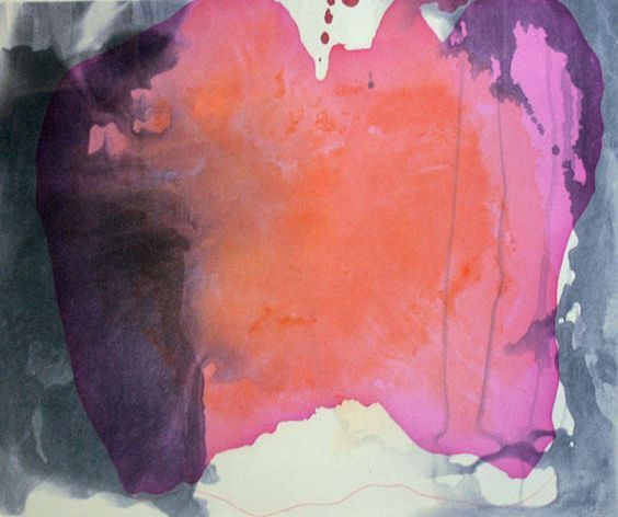 worldartcollection :    Helen Frankenthaler Causeway, 2001