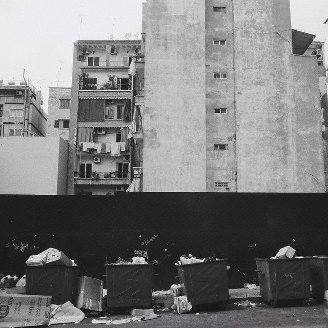 #vscocam #b&w #beirut #architectural