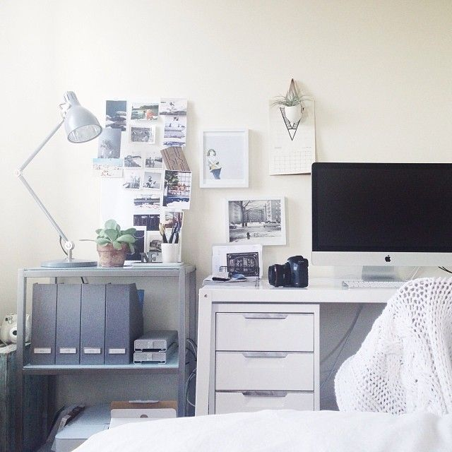myidealhome :       simple working station