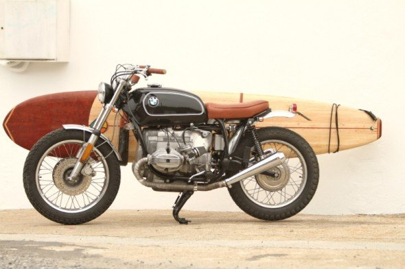 Shopping list for my future middle-life crisis:   (via  Aether – Journal | BMW R65 Surfboard )