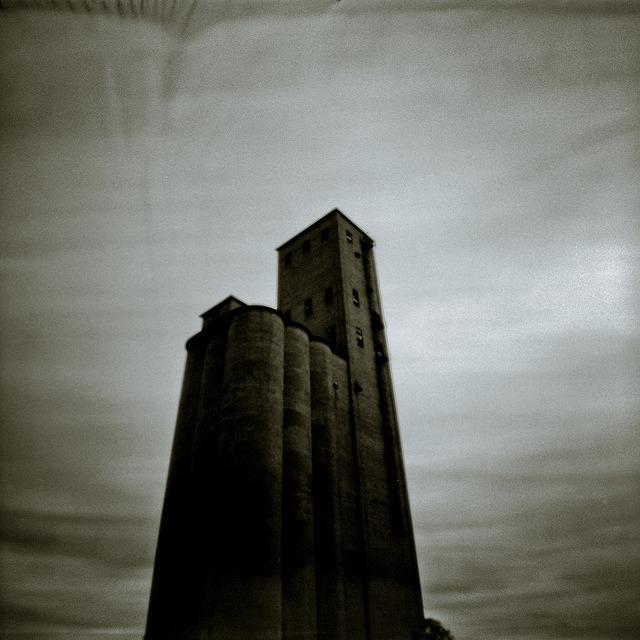 "WPPD: Ominous (aka ""Tornado Tower, Nashville"")  by  geraldfigal  on Flickr."
