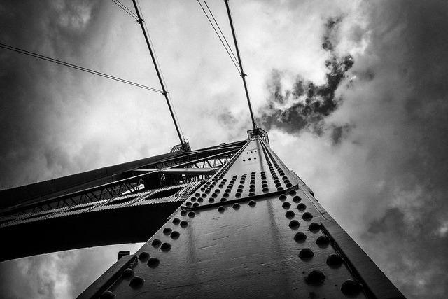Lions Gate Bridge 02  by  Brian Kushniruk  on Flickr.