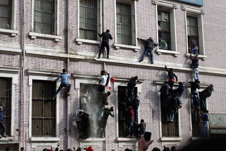 (via  Eyewitness: Cairo protests, Egypt | World news | guardian.co.uk )