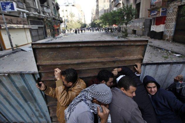 (via  Egypt's Arab Spring: A revolution gone astray - Yahoo! News )