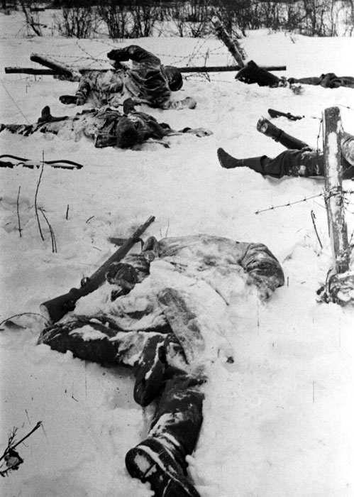 dergutekamerad :     Soviet soldiers, Smolensk, 1941