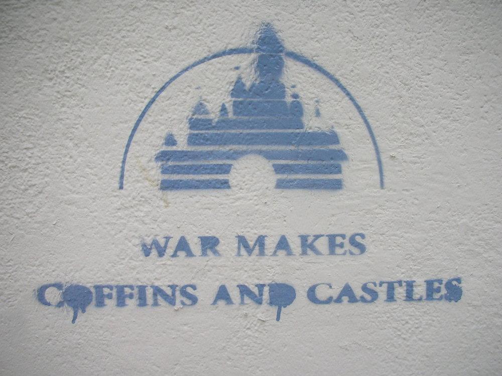 War Makes Coffins & Castles