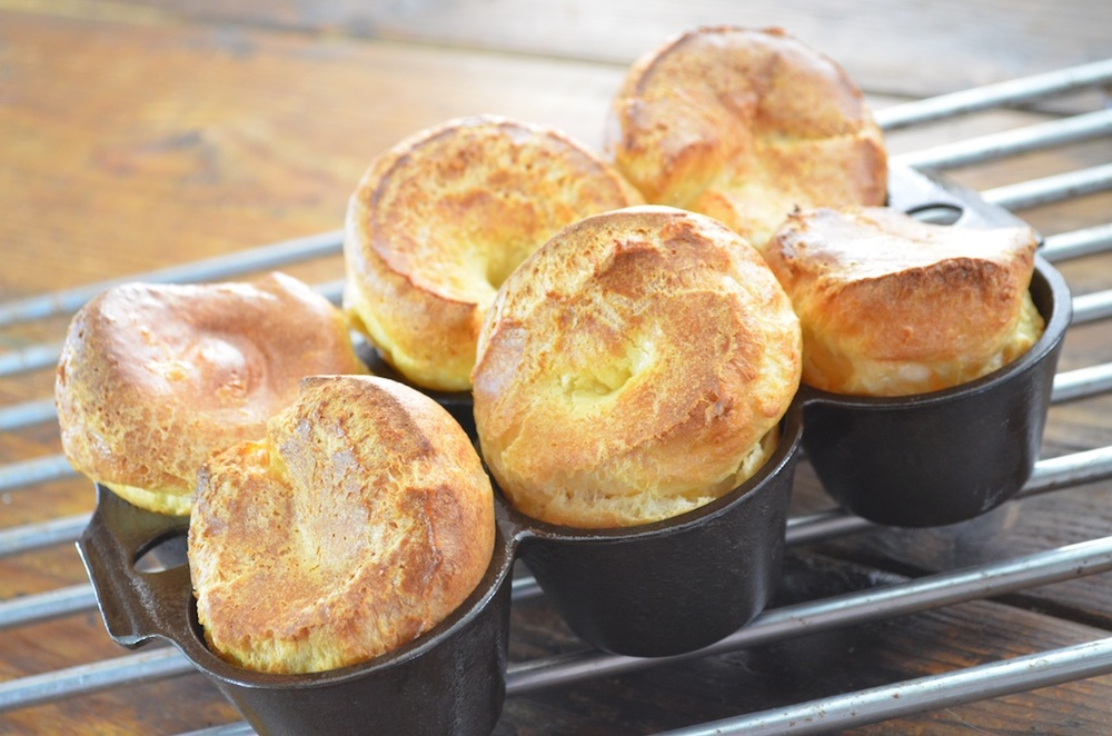 Popovers Please! Photo: Lisa Stewart Photography
