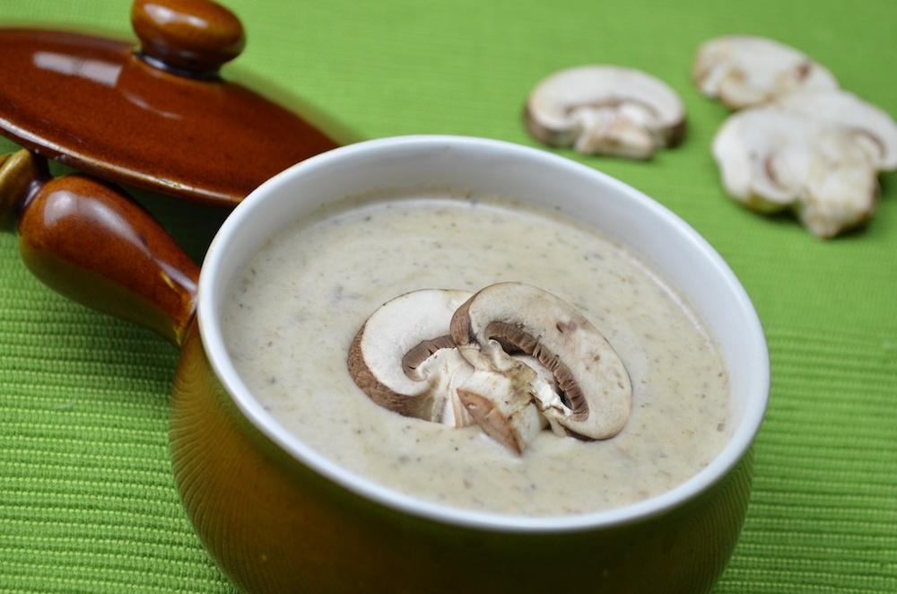 Mushroom Soup Photo: Lisa Stewart Photography
