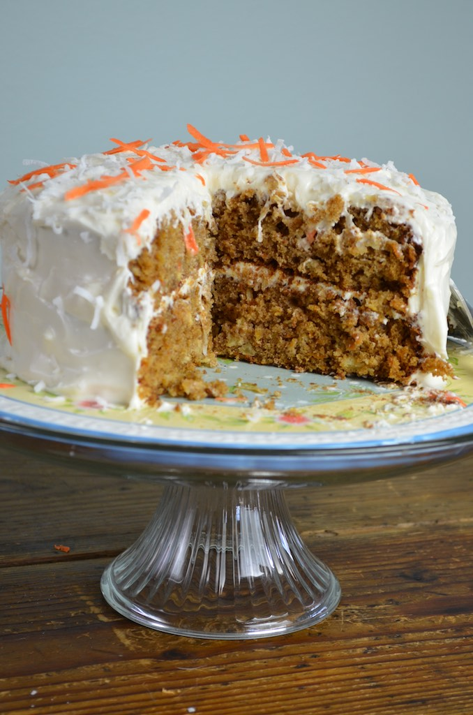 Classic Carrot Cake (Photo: Lisa Stewart Photography)