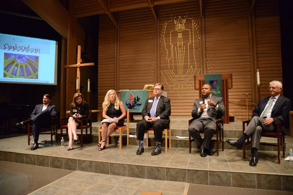 #DecisionFairPark panelists