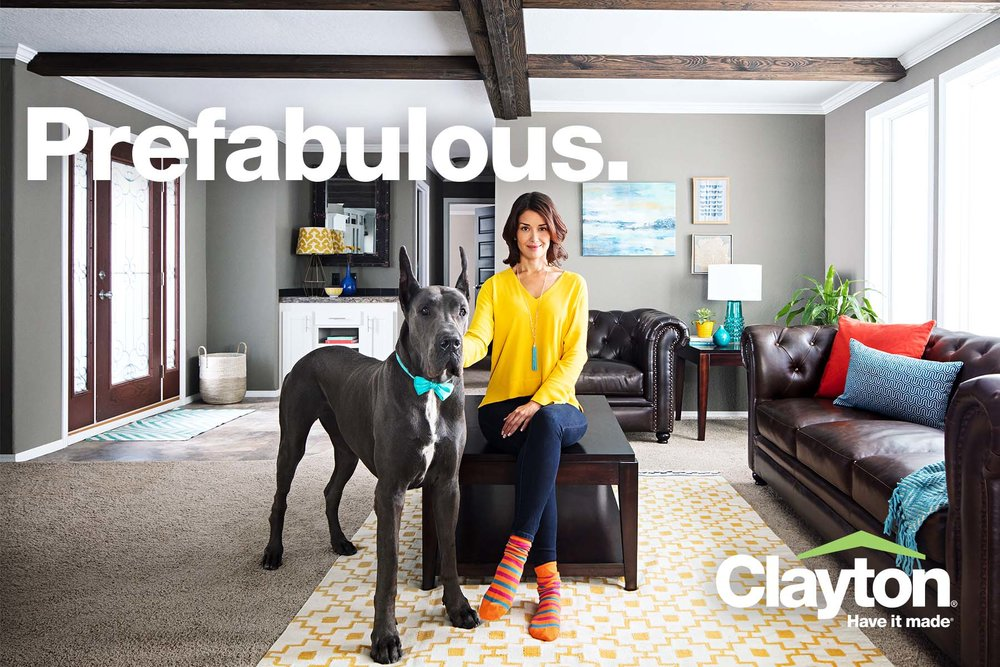 Clayton Homes Chages The Look Of Manufactured Housing