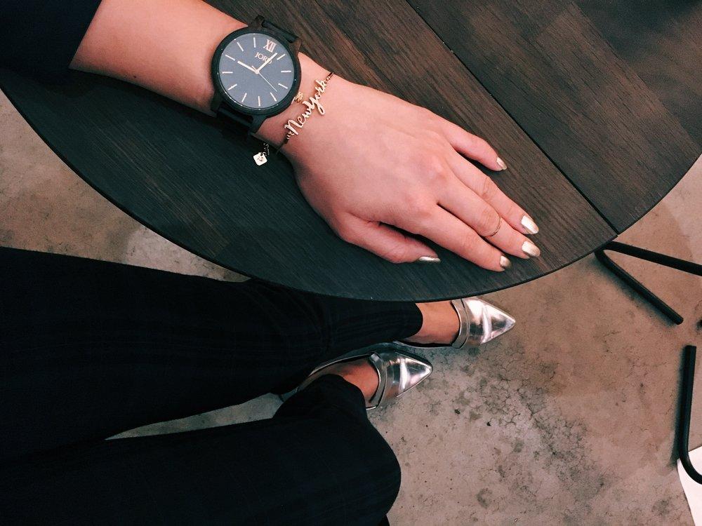 Jord Wooden Wristwatch