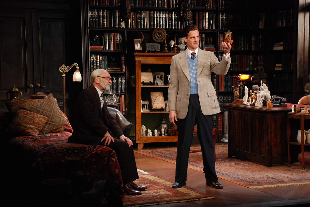 FREUD'S LAST SESSION - Off Broadway