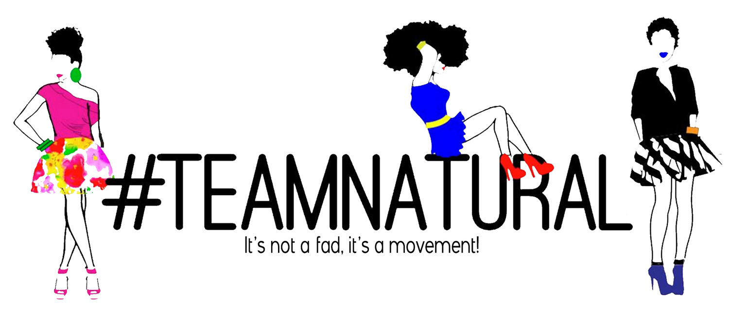 I am Team Natural