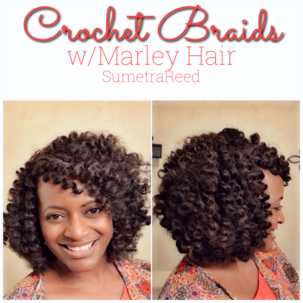 TREND ALERT: Crochet Braids Tutorial** - I am Team Natural