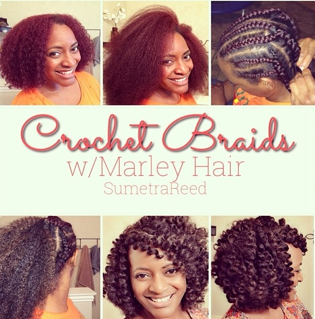 Crochet Braids Step By Step : For a full tutorial on the steps I took to achieve this look, check ...