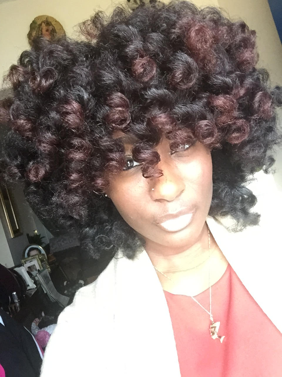 Pictorial: Perm Rod Set on 3c/4a Natural Hair ? I am Team Natural