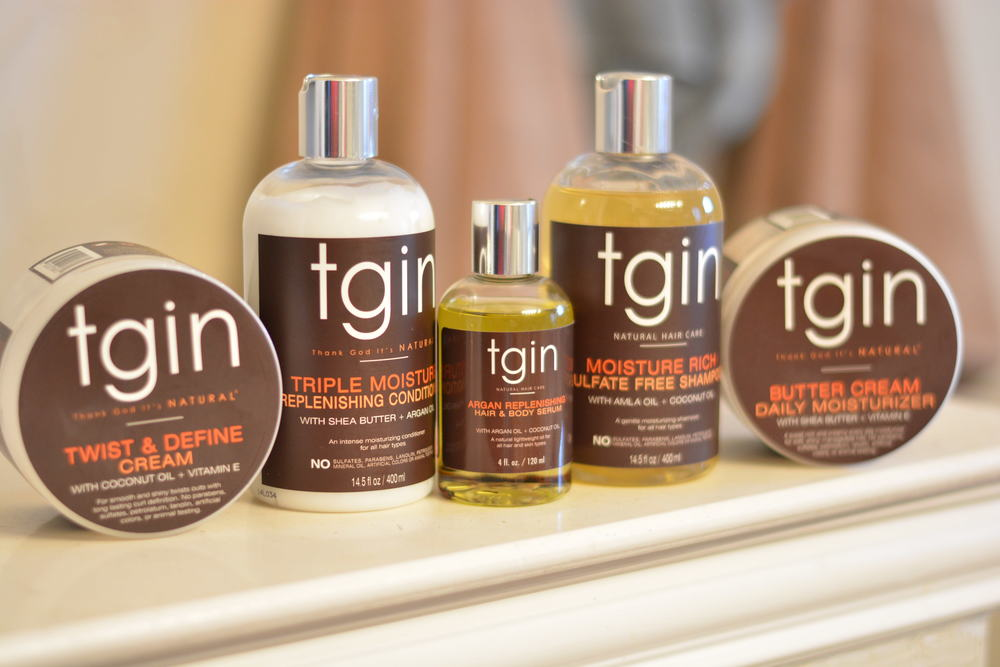tgin Product Review & Styling Demo {w/Video} — I am Team ...
