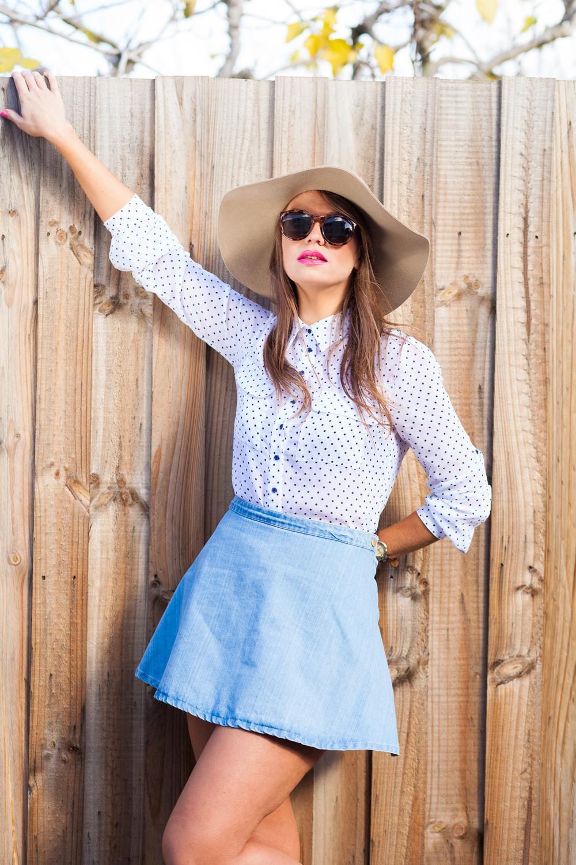 Stylist: Lily Cribbes  Model:  Melissa Starzynski