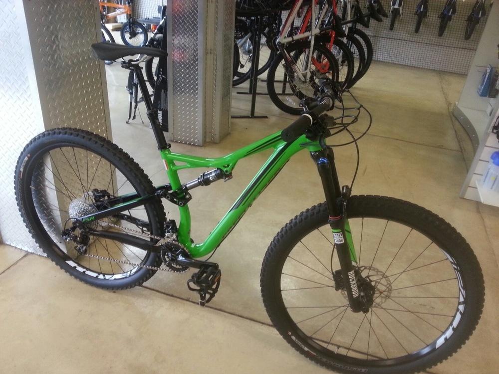16d19b3155c New in store: Specialized Stumpjumper FSR Comp 29 — Greg Minnaar Cycles