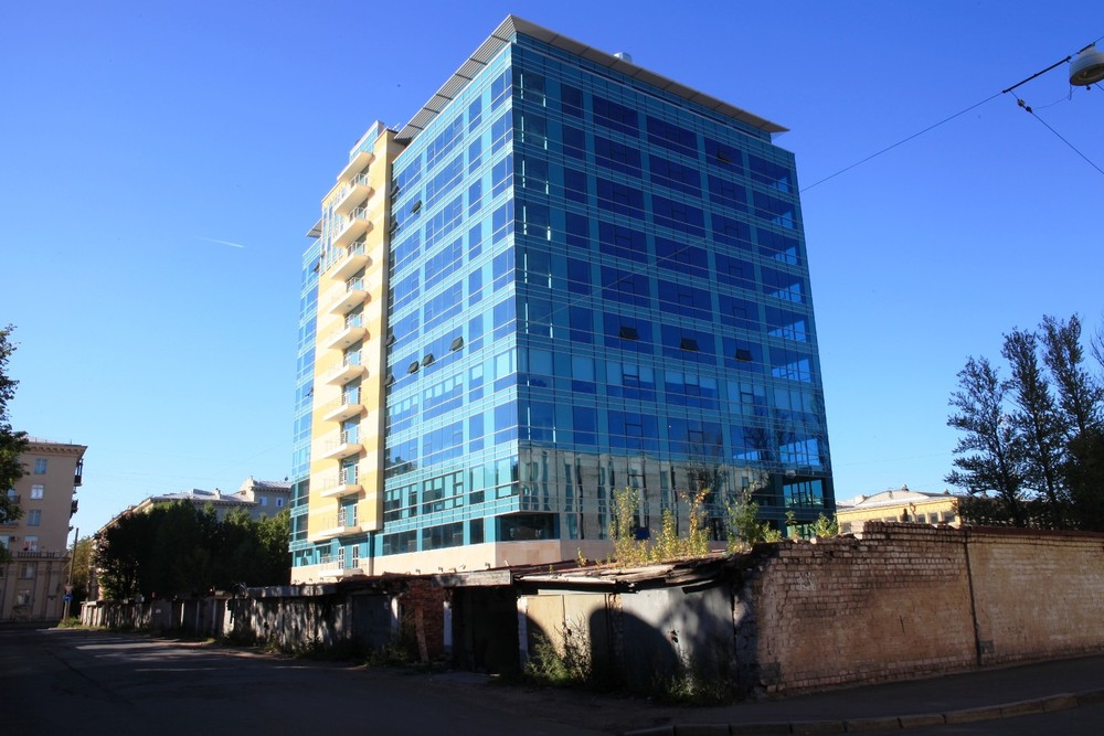 6 - Zakencentrum Renaissance Premium, Ul. Resjetnikova 4