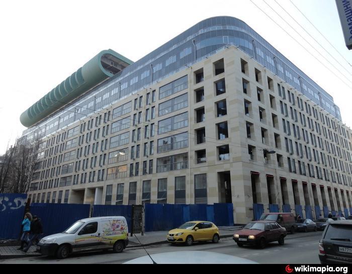 10 -  Woningcomplex Dom Lumière, Korpoesnaja Ul. 9