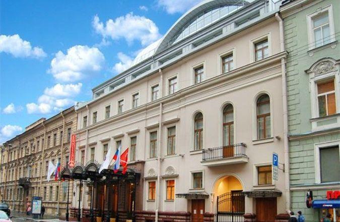 3 - Renaissance Baltic Hotel, Potsjtamtskaja Ul. 4