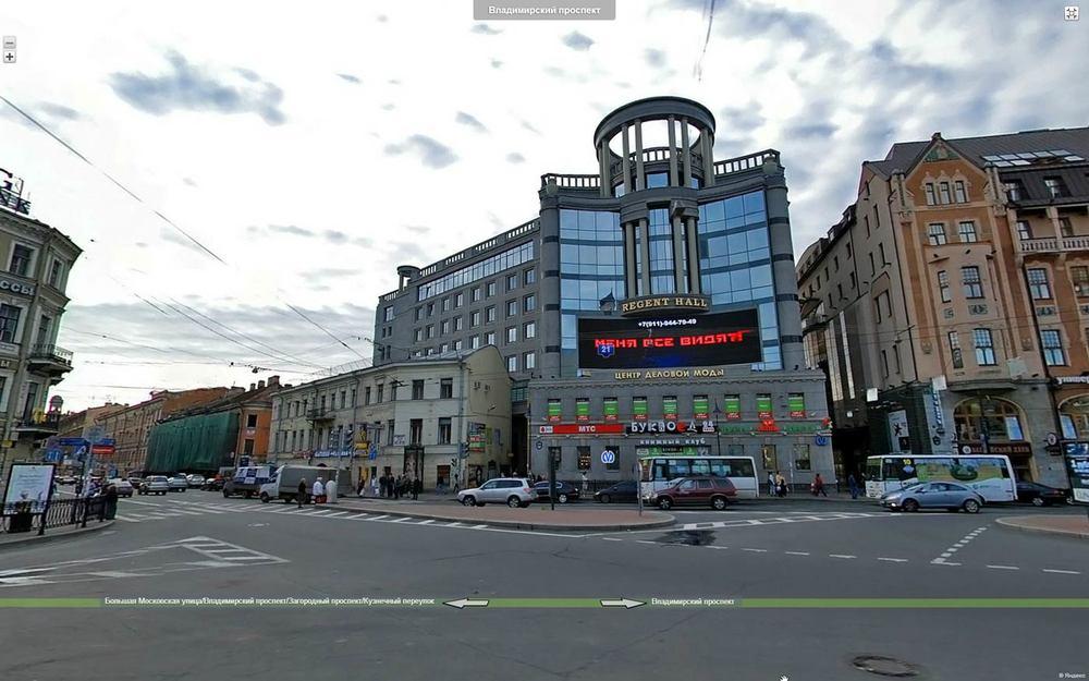 2 - Wooncomplex Regent Hall, Vladimirskaja Plosjtsjad