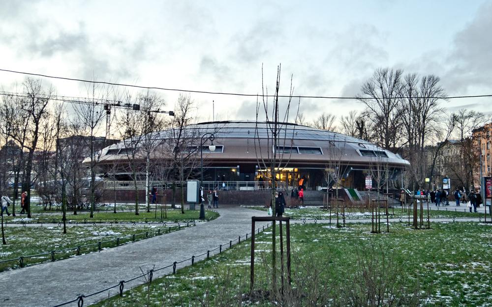 9 - Metrostation Gorkovskaja