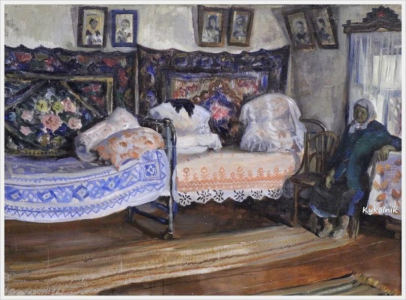A. Fjodorov (?) - Oma Njoera (jaartal?)