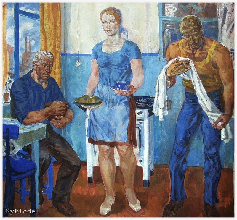 V. Saveleva - Ochtend (1974)