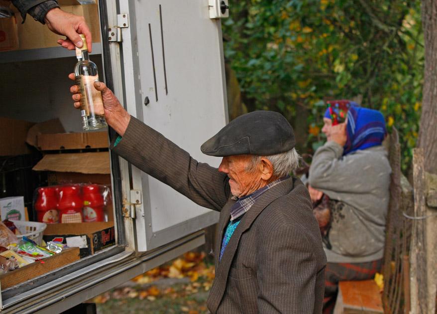 Zaretsje, 130 km van Minsk, 2011