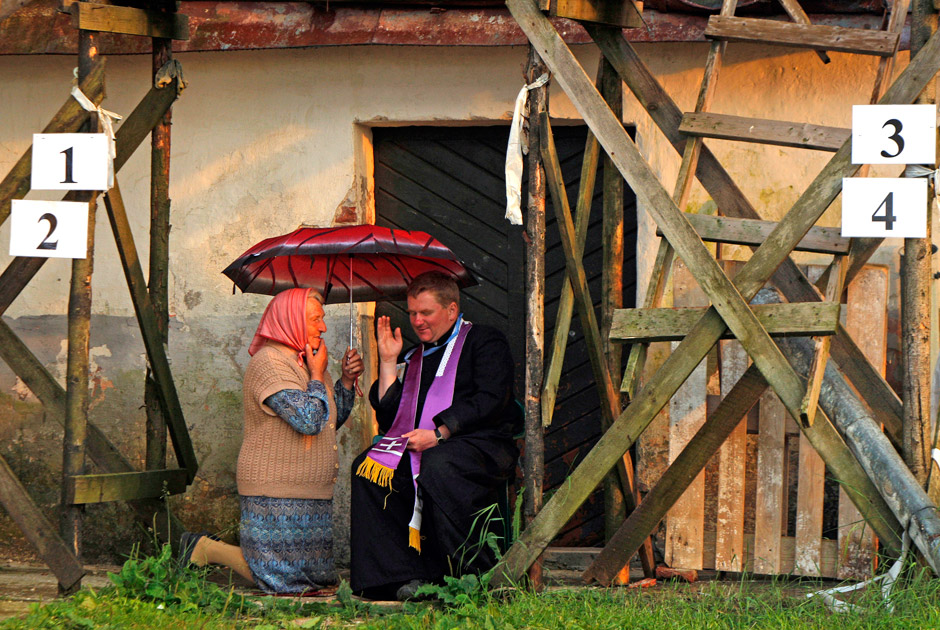 Boedslav, 30 km van Minsk, 2012