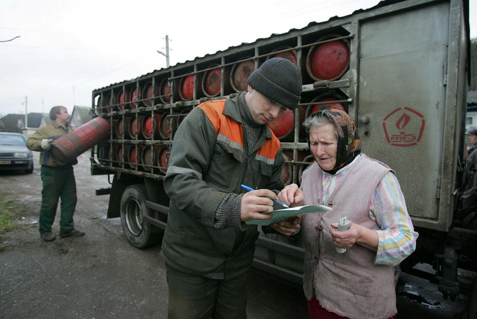 Kamenjoeki, 360 km van Minsk, 2006