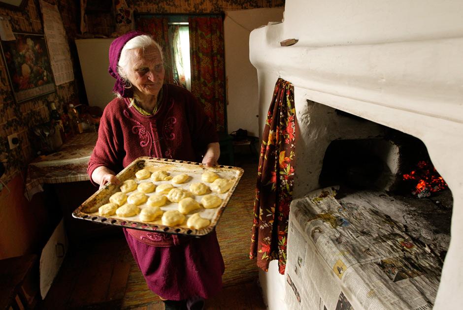 Pogost, 250 km van Minsk, 2013