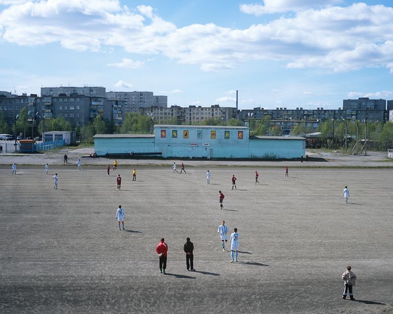 Olenogorsk, regio Moermansk