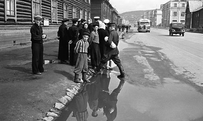Moermansk, 1957.
